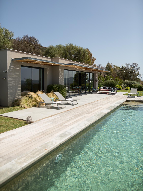 Maisons de julia location villa appartement porto vecchio - Location maison piscine porto vecchio ...
